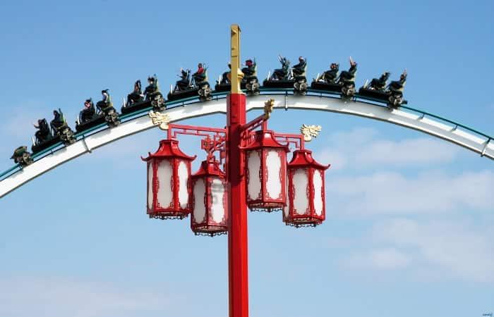 Парк развлечений Порт Авентура: Средиземноморье