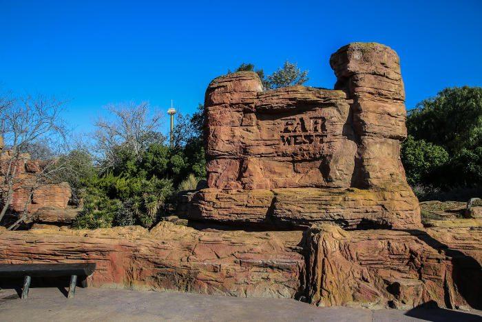 Парк развлечений Порт Авентура: Дикий Запад