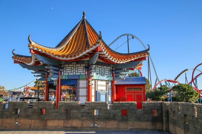 Парк развлечений Порт Авентура: Китай