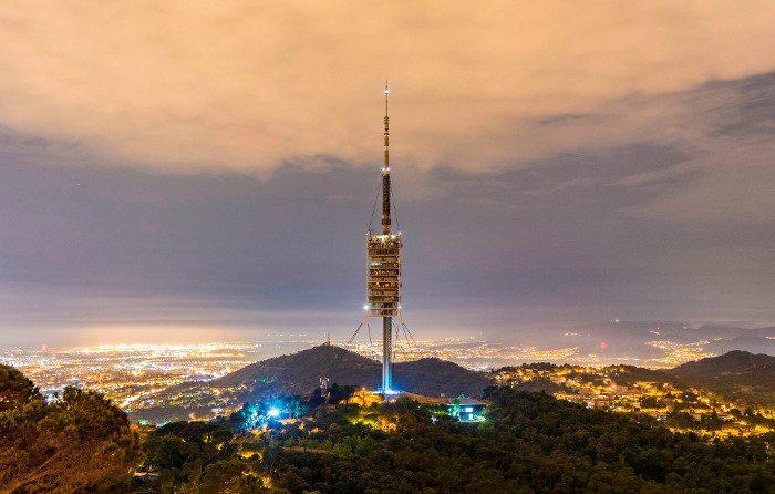 Телевизионная башня Барселоны