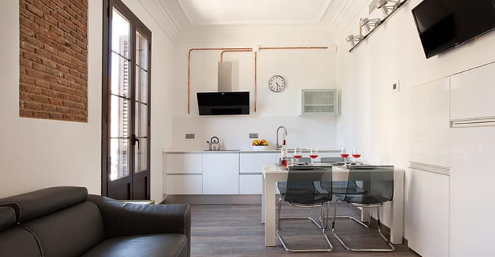 Апартаменты в Барселоне