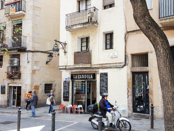 Уютный отдых в Барселоне для своих близких: La Candela