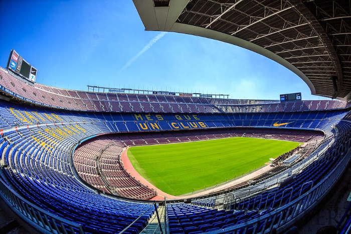 Билеты на матч Барселоны на Камп Ноу: как и где покупать