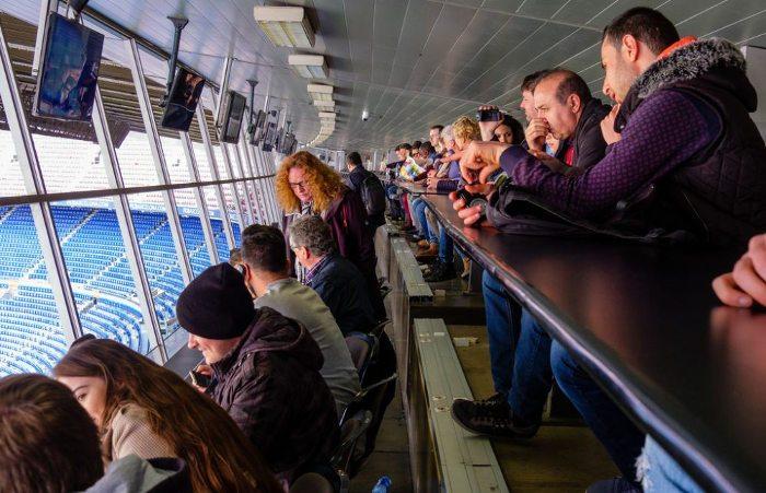 Как выбрать подходящую трибуну на домашнем стадионе Барселоны