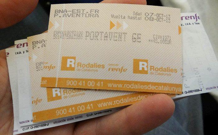 Как можно приобрести билеты в Порт Авентура