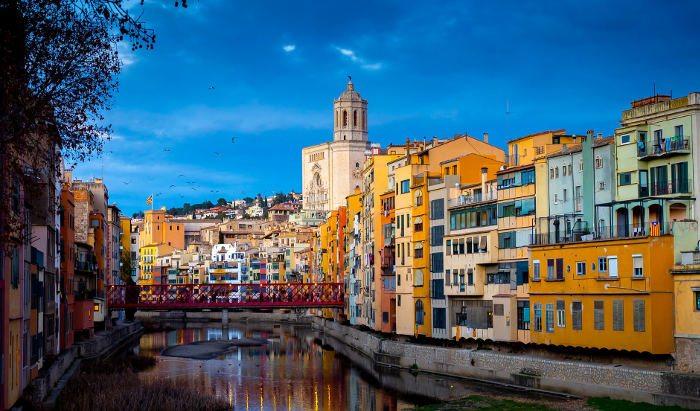 Архитектурные красоты рядом с Барселоной – Жирона