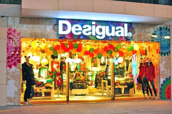 Испанские бренды одежды: DESIGUAL