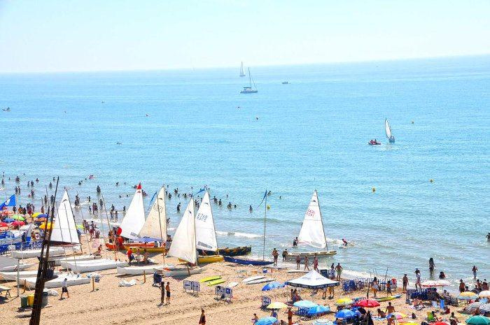 Пляжи курорта Эль Вендрель