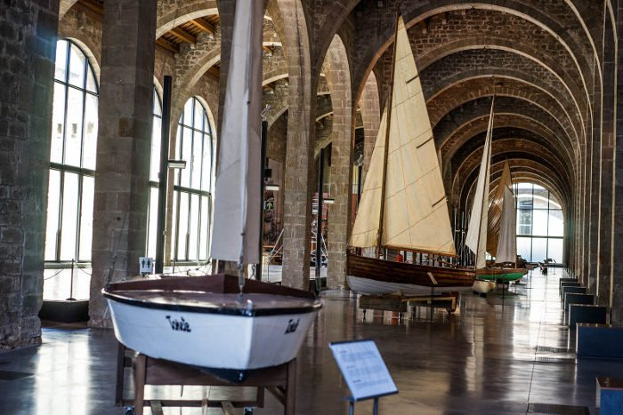Морской музей на Рамбле