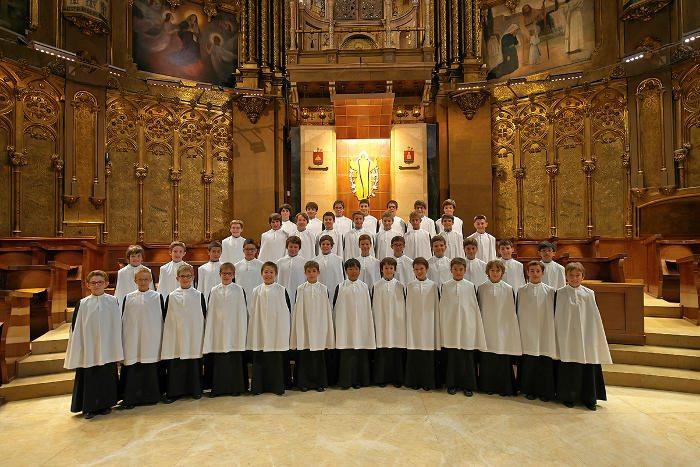 Монсеррат хор – настоящая мечта для мальчиков
