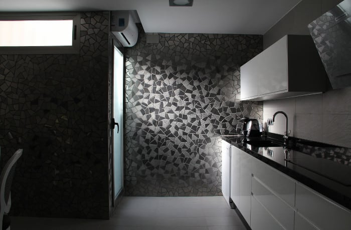 Мозаика от Trencadis Innovación S.L по идее Гауди