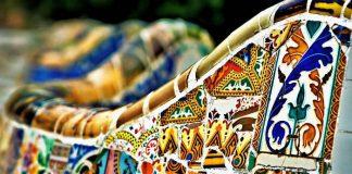 Мозаика Антонио Гауди: из отходов в искусство