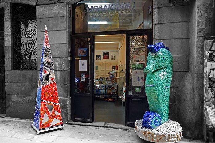 «Mosaiccos de Barcelona» (Corders, 11)