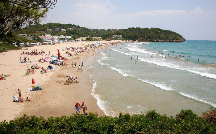 Достопримечательности Таррагоны: красивая природа и чистые пляжи