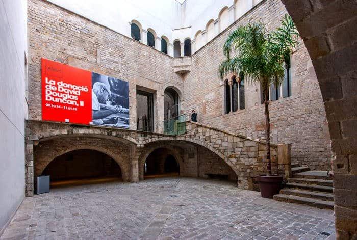 Наведаться в музей Пикассо
