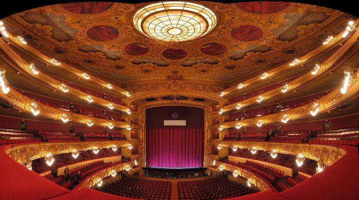 Посетить Teatre del Liceu