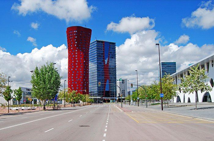 Отель Porta Fira – лучший небоскреб мира 2010 года