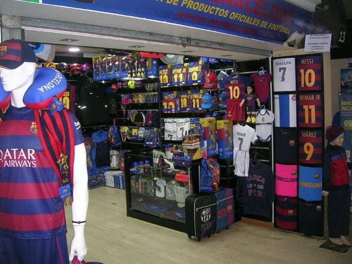 FCBarcelona Official Store Sants Estación