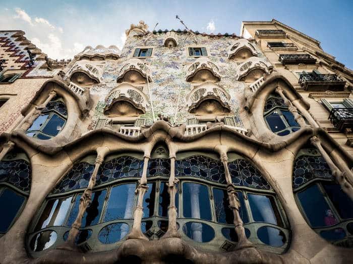 Барселона: что посмотреть самостоятельно. Дом Бальо