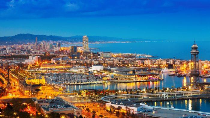 Барселона: что посмотреть самостоятельно. Набережная Барселоны