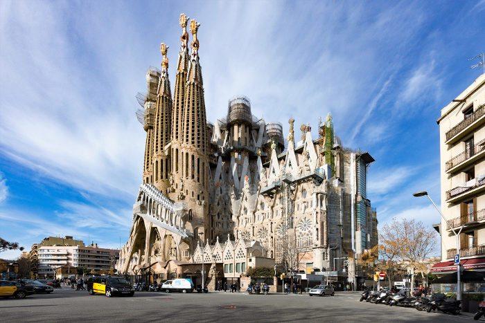 Барселона: что посмотреть самостоятельно. Саграда Фамилия