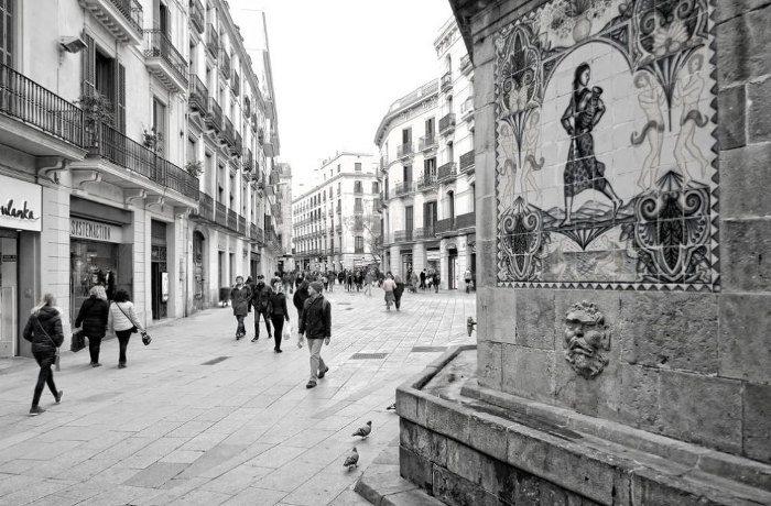 Барселона: что посмотреть самостоятельно. Эксцентричный и колоритный Старый город