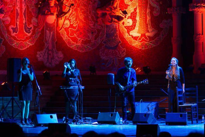 Разнообразная музыка в Барселоне летом: Más i Más Festival
