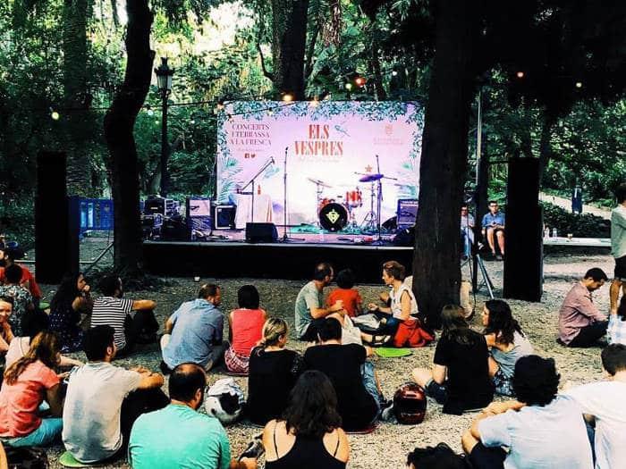 «Els vespres» - знакомство с молодыми музыкантами Барселоны