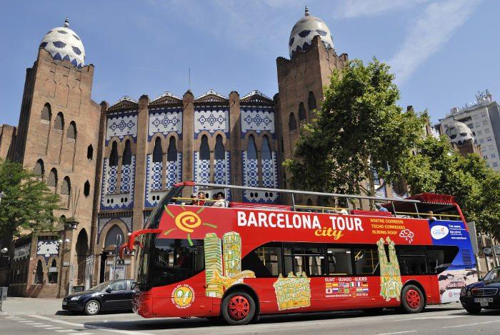 Автобусный тур по Барселоне