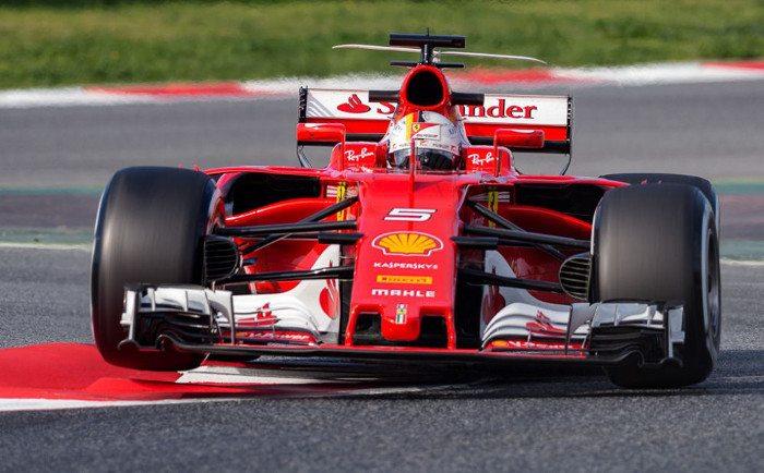 Чем заняться в Барселоне мужчине: Formula-1