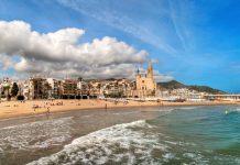 Gava: лучшие пляжи близ Барселоны