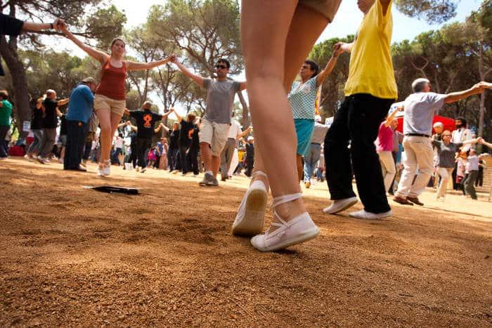Сардана - народный каталонский праздник