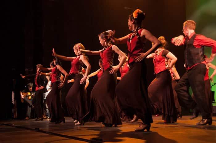 Фарукка – фламенко, которое появилось из песни