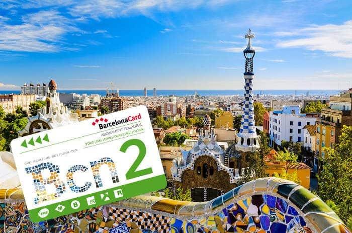Карта туриста в Барселоне: Barcelona Card