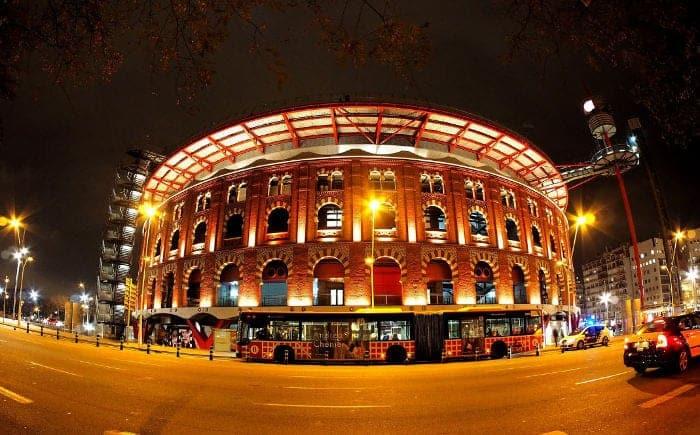 Кинотеатры Барселоны: «Лас-Аренас»