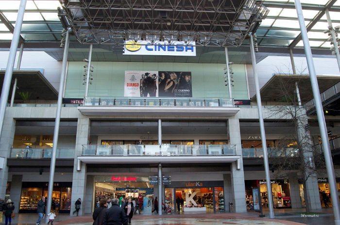 Кинотеатры Барселоны: «Синеса»