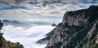 Монтсеррат Барселона: необычный горный массив