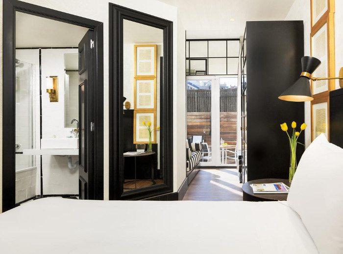Шикарные апартаменты в центральной Барселоне