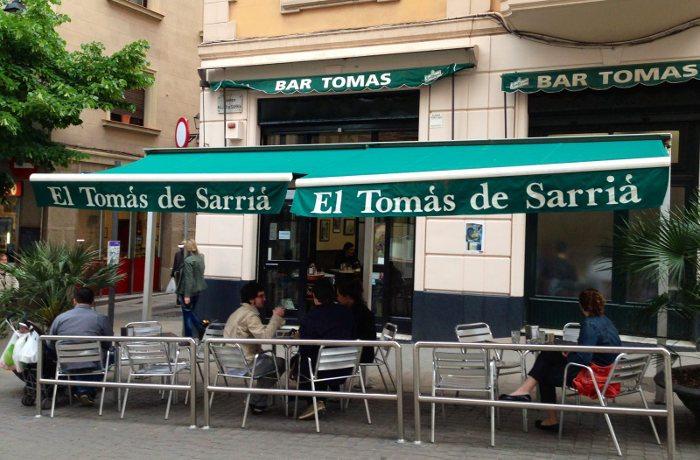 Саррия: Bar Tomàs