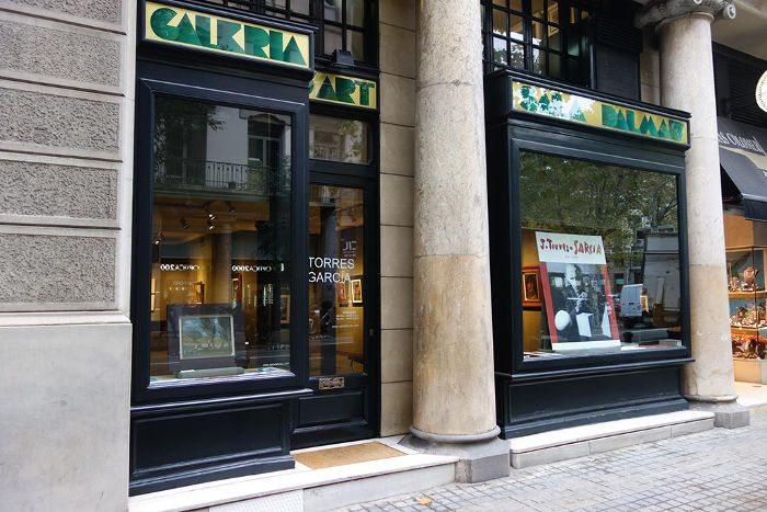 Сальвадор Дали и Барселона: Галерея Далмау