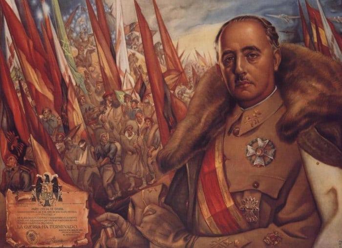 Слова Сальвадора Дали о Франсиско Франко