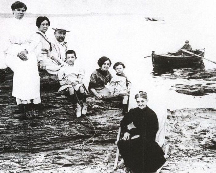 Семья Сальвадора Дали