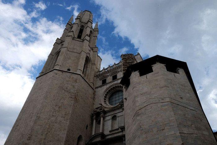 Самые интересные места Жироны: базилика Сан-Фелиу