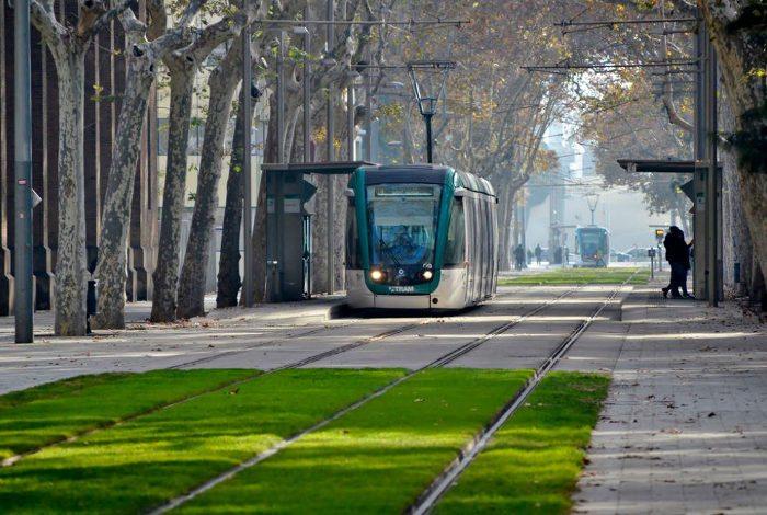 Трамваи в Барселоне: от А до Я