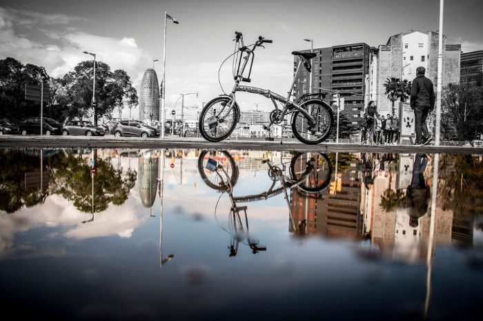 Велосипедные маршруты Барселоны