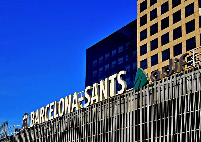 Барселона Сантс - самый загруженный узел Испании