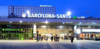 Вокзал Барселоны: все о вокзале Сантс