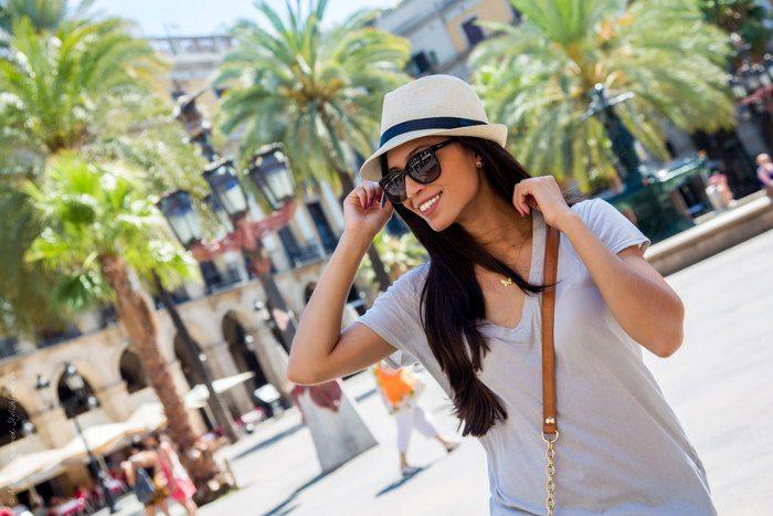 Как одеваться в Барселоне