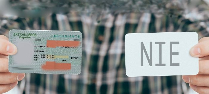 Идентификационный номер NIE