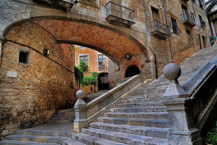 Жирона: Старый город